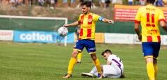 Liga 2: Ripensia a ţinut în şah Dunărea
