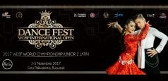 Campionatul Mondial de Dans Sportiv are loc în weekend la București