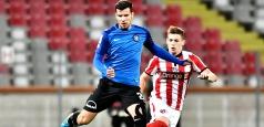 Liga 1: Dinamo - FC Viitorul 0-4