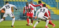 Liga 1: Gaz Metan Mediaș - Dinamo 0-3