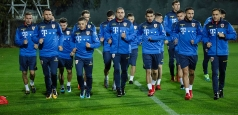 Naționala a efectuat primul antrenament înainte de Turcia și Olanda
