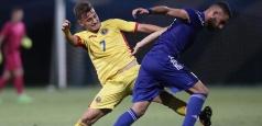 Reprezentativa Under 19 a învins Grecia în prima partidă a calificărilor pentru EURO 2018