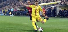Meci amical: România - Turcia 2-0