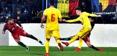 Preliminariile CE U21: România - Portugalia 1-1