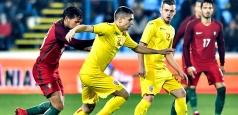 Remiză albă în partida Țara Galilor U21 - România U21