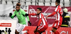 Liga 1: Dinamo – CFR Cluj 0-2
