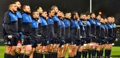 Primul XV pentru meciul test cu Tonga