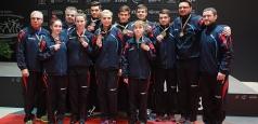 3 medalii de bronz la Campionatul Mondial de Tenis de Masă pentru Juniori