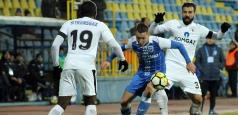 Liga 1: Gaz Metan Mediaș - CS U Craiova 0-0