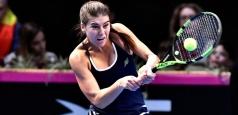 WTA Brisbane: Cîrstea părăsește competiția