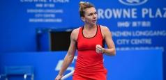 WTA Shenzhen: Halep, regină absolută