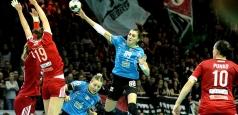 Cupa EHF: Înfrângeri în deplasare