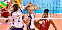 CEV Volleyball Champions League: Blăjencele conduc grupa