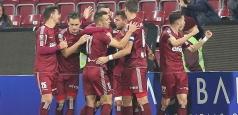 CFR Cluj, victorie în primul amical al iernii