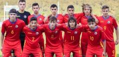 Tricolorii U16 vor întâlni Cipru în două partide amicale