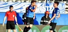 FC Viitorul, victorii în ultimele două meciuri amicale din cantonament