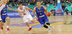 Vulturii convocați pentru meciurile cu Croația și Italia, din calificările FIBA WC 2019