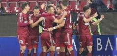CFR Cluj, fără înfrângere în amicalele de iarnă