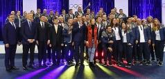 Echipa olimpică a României pentru PyeongChang 2018 a fost prezentată oficial