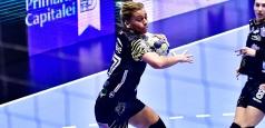 """EHF Champions League: Al doilea succes pentru """"tigroaice"""" în grupa principală"""