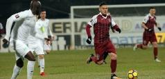 Liga 1: CFR Cluj - Concordia Chiajna 2-0