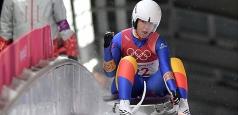 Raluca Strămăturaru, locul 7 în proba individuală olimpică de sanie, la PyeongChang