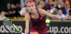 WTA Doha: Sorana zâmbește, Irina se concentrează pe dublu