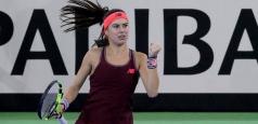 WTA Doha: Careu de românce în optimi