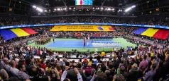 Cupa Davis: Meciul România - Maroc se va juca la Cluj-Napoca