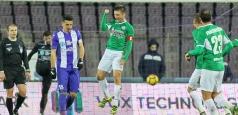 Liga 1: Ieșenii câștigă și urcă pe loc de play-off