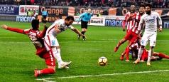 Liga 1: Patru goluri și 10 minute de dramă