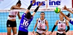 CEV CL: Performanță istorică pentru Volei Alba-Blaj