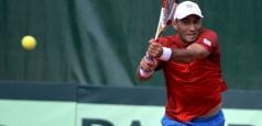 ATP Dubai: Victorie pentru singurul tricolor aflat în concurs