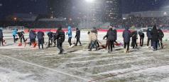 Cupa României: AFC Hermannstadt – FCSB, amânat pentru joi
