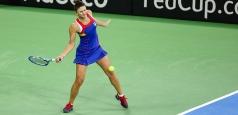 WTA Acapulco: Begu, eliminată în minim de seturi