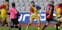 Rugby Europe International Championship: Primul XV pentru meciul cu Belgia