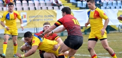 Rugby Europe International Championship: Stejarii înving Belgia