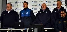 Staff-ul tehnic al echipei naționale de rugby a demisionat