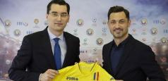 Mirel Rădoi este noul manager sportiv al echipei naționale U21
