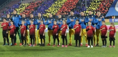 """27 de jucători convocați pentru """"dubla"""" cu Israel și Suedia"""