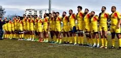 Rugby Europe International Championship: 28 de jucători pregătesc meciul cu Georgia