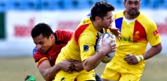 Rugby Europe International Championship: Stejarii pierd la Tbilisi