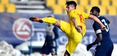Tricolorii U19 au învins cu 2-1 Suedia și sunt la un punct de EURO