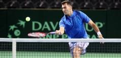ATP Miami: Înfrângere în supertiebreak