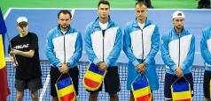 Echipa de Cupa Davis a României pentru meciul cu Maroc