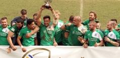 CSM București a câștigat ediția 2017-2018 a Cupei României