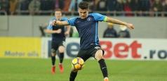 Liga 1: Ianis Hagi l-a egalat pe Budescu