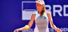WTA: Cadanțu pierde la Lugano, Bogdan urcă în optimi la Bogota