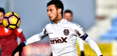 Liga 1: Camora a intrat în istoria CFR Cluj