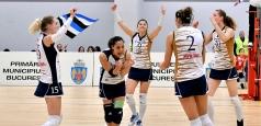 DA1F: CSM București este noua campioană a României